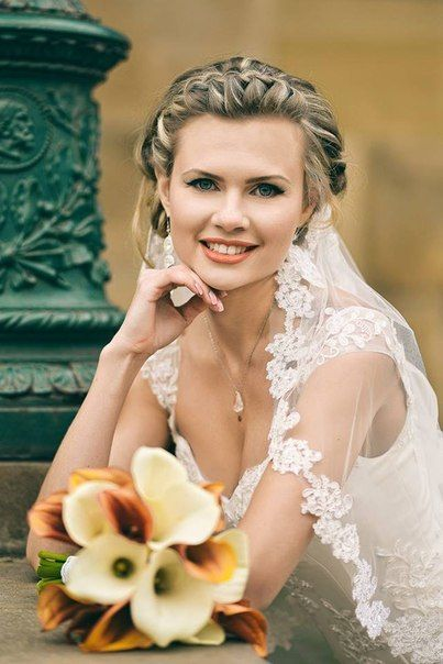 wedding make up - фото 5168973 Визажист Angelie Blazinski