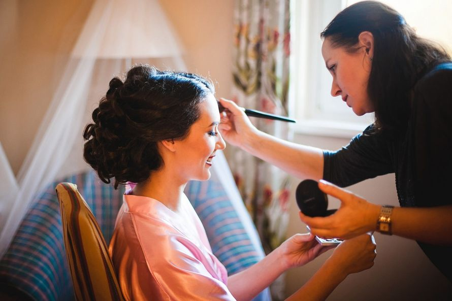 Визажист в Праге Анжела Блазински  Свадебный Макияж , вечерний макияж  make up Angelie Blazinski  - фото 14568754 Визажист Angelie Blazinski