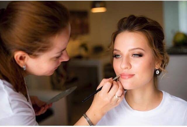 Визажист в Праге Анжела Блазински   make up Angelie Blazinski  WhatsApp/ Viber +420775393974 - фото 18993874 Визажист Angelie Blazinski