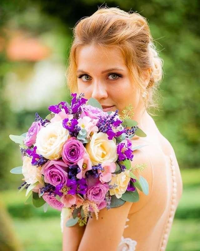Свадебный визажист в Праге.  make up Angelie Blazinski  - фото 19036374 Визажист Angelie Blazinski