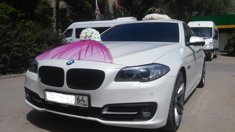 BMW 5 - аренда