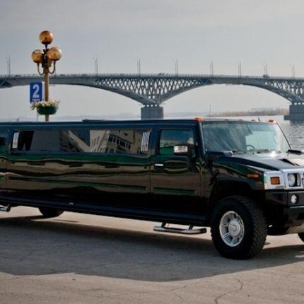 Аренда Hummer Limousine H2