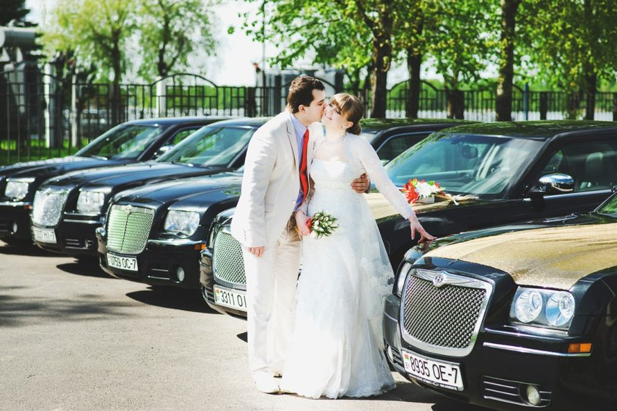 Счастливые молодожены - фото 2788713 Свадебный распорядитель Екатерина Захожая
