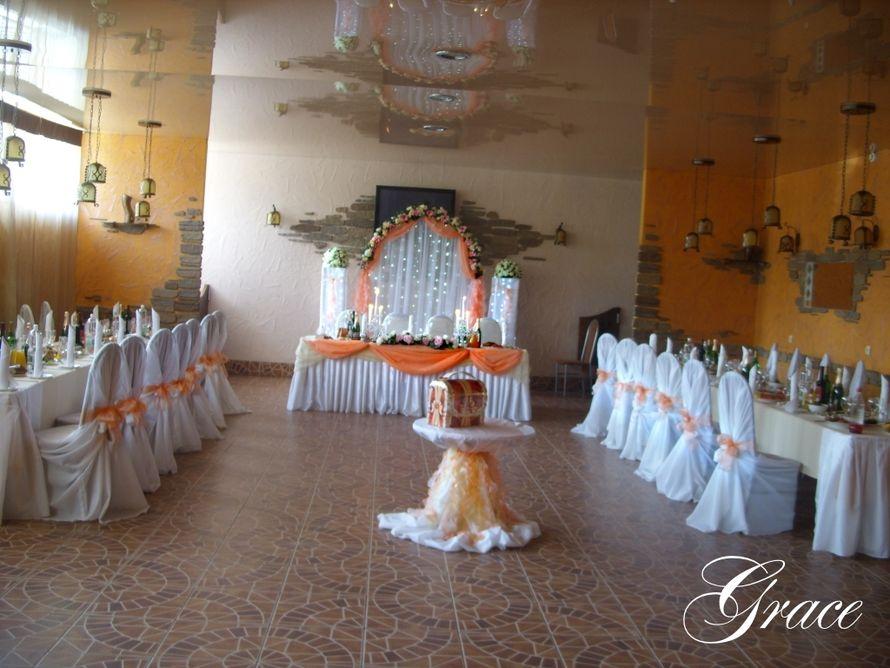 комплект с аркой и двумя колоннами - фото 2836959 Студия свадебного декора Grace