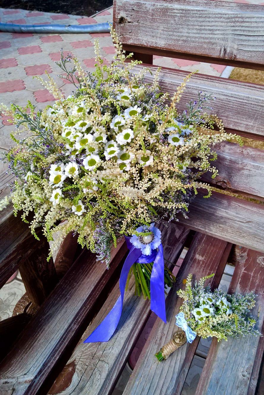 Свадьба в стиле рустик - фото 11926094 Студия декора Rizi