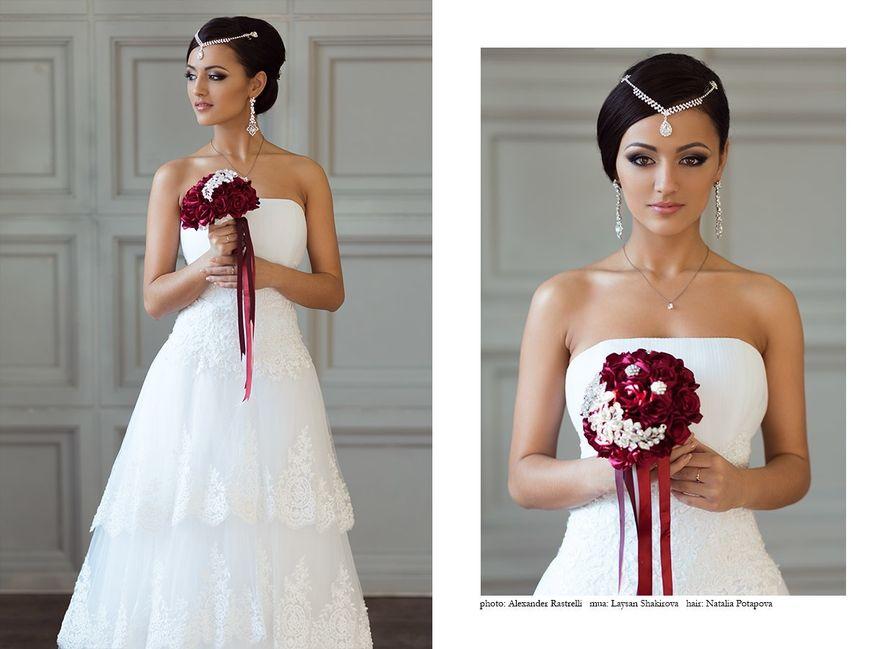 свадебные фото восточные девушки