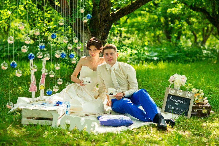 Фото 4937855 в коллекции Мои фотографии - IdeaFlor Decor - свадебный декор