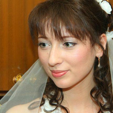 Макияж для невесты легкий и освежающий