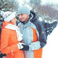 Зимняя love-story. Любовь :)