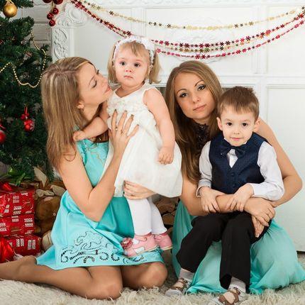 """Семейная фотосессия - пакет """"Стандарт"""", 2 часа"""