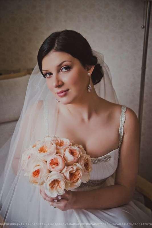Фото 2891573 в коллекции Мои невесты. - Мастер причёски и макияжа Старостина Наталья