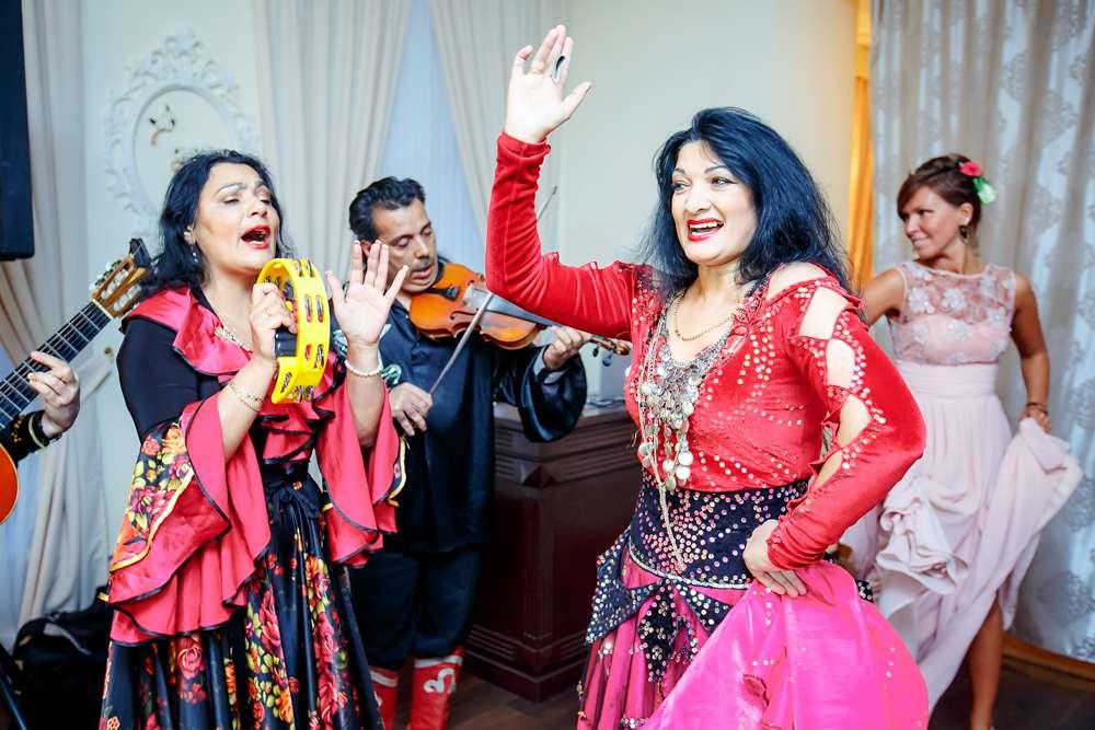 Поздравление от цыганки на серебряную свадьбу