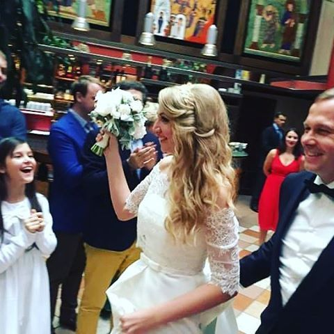 Русско-немецкая свадьба - Ведущая Наталья Смирнова - фото 11642832 Ведущая и выездной регистратор Наталья Смирнова