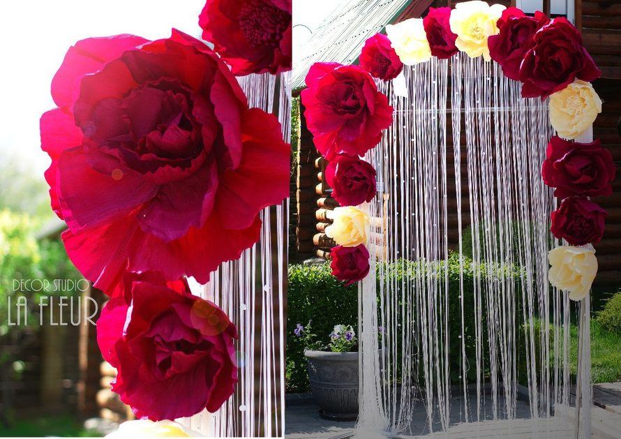 Фото 7710794 в коллекции Портфолио - La Fleur - оформление свадеб, бумажные цветы