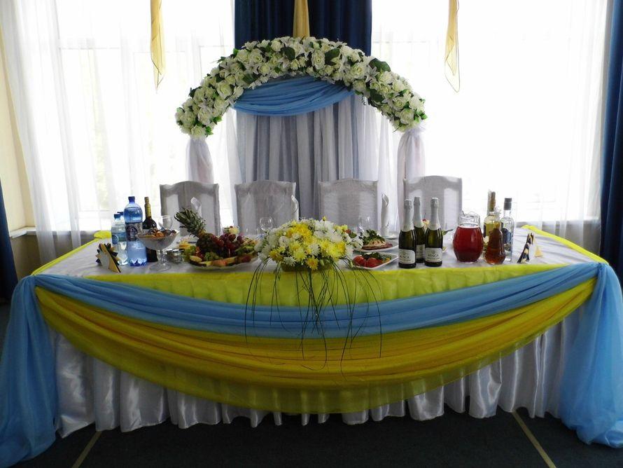 декор интерьеров - фото 2898379 Компания Троя - организация свадеб