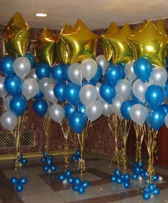 оформление шарами. - фото 2899007 Компания Троя - организация свадеб