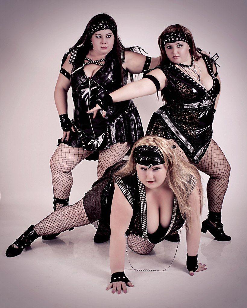 Эротическое шоу толстых