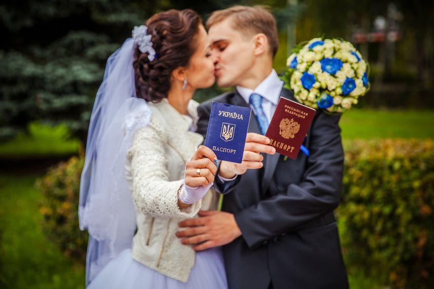 Огромных невесту в загсе порвать анал