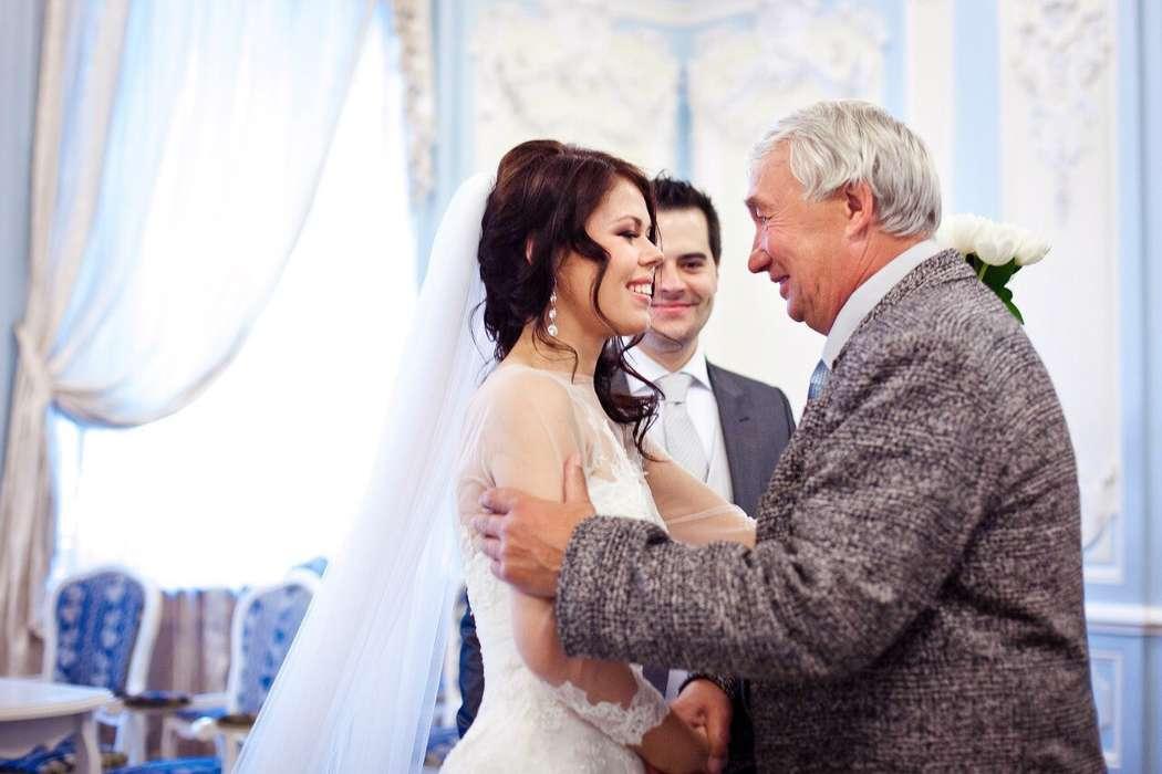 смотреть поздравления от папы на свадьбе лапоть