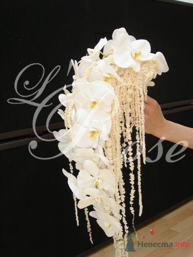 """Фото 17841 в коллекции Свадебные букеты, аксессуары - Галерея цветов """"L'Rose"""""""