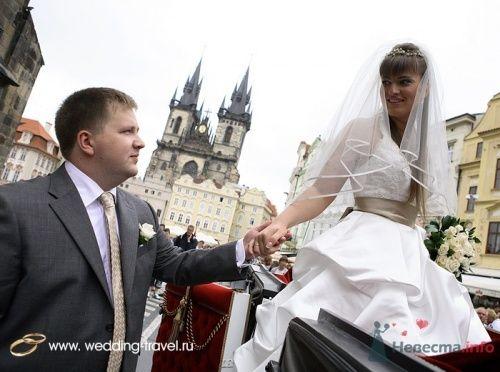 Фото 17811 в коллекции Свадьбы в Чехии - Невеста01