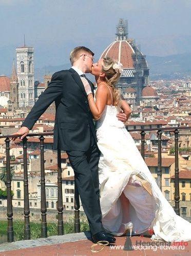 Фото 18097 в коллекции Свадьбы в Италии - Невеста01