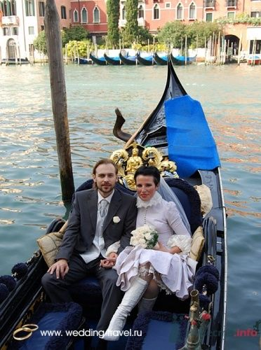 Фото 18098 в коллекции Свадьбы в Италии