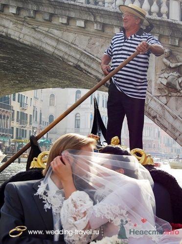 Фото 18099 в коллекции Свадьбы в Италии - Невеста01