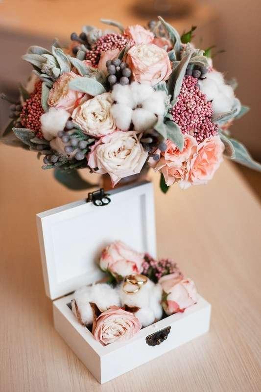 Фото 8601316 в коллекции Классическая свадьба в постельных тонах - Организация и оформление свадьбы Sweet Day
