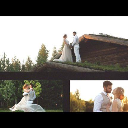 Видеоклип в день свадьбы Same day edit (SDE)