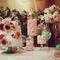 торт розовые цветы изысканная кондитерская кэнди бар