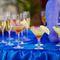 коктели стильные в цвет свадьбы