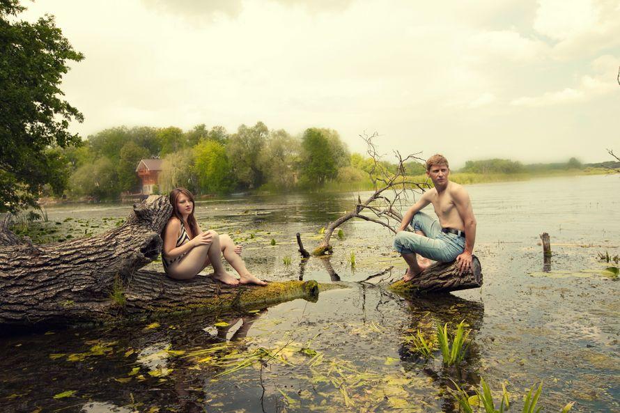 Андрей и Оля 2011. Рамонь. Радчино. - фото 2965743 Фотограф Якушев Николай