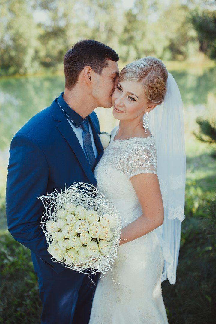 Фото 12659928 в коллекции Макияж невест - Визажист Марина Чичинина