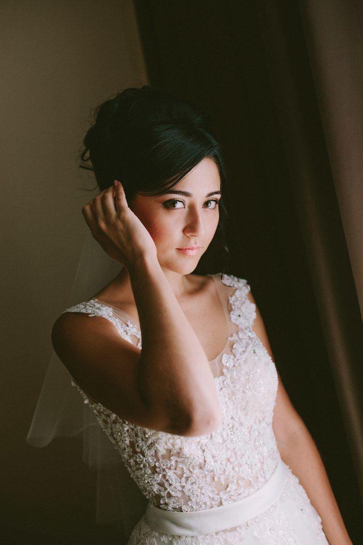 Фото 12659984 в коллекции Макияж невест - Визажист Марина Чичинина
