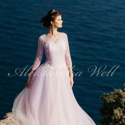 """Свадебное платье """"Сьюзи"""""""