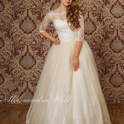 Свадебное платье Милада