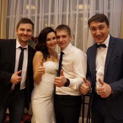 Организация и проведение свадьбы, юбилея и корпоратива