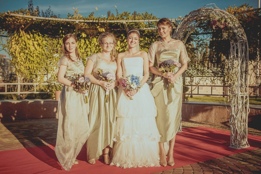 """Все букеты от """"Kalina Floral"""" - фото 2961333 Kalina Floral - оформление свадьбы"""