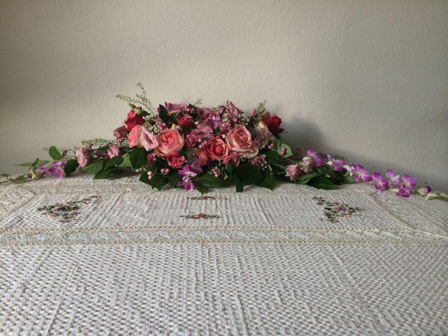 Композиция на президиум - фото 2961339 Kalina Floral - оформление свадьбы
