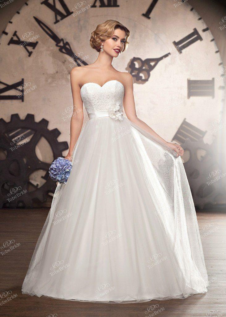 """Фото 2972287 в коллекции Свадебные платья To be Bride 2014 - Салон свадебной и вечерней моды """"Белый Танец"""""""