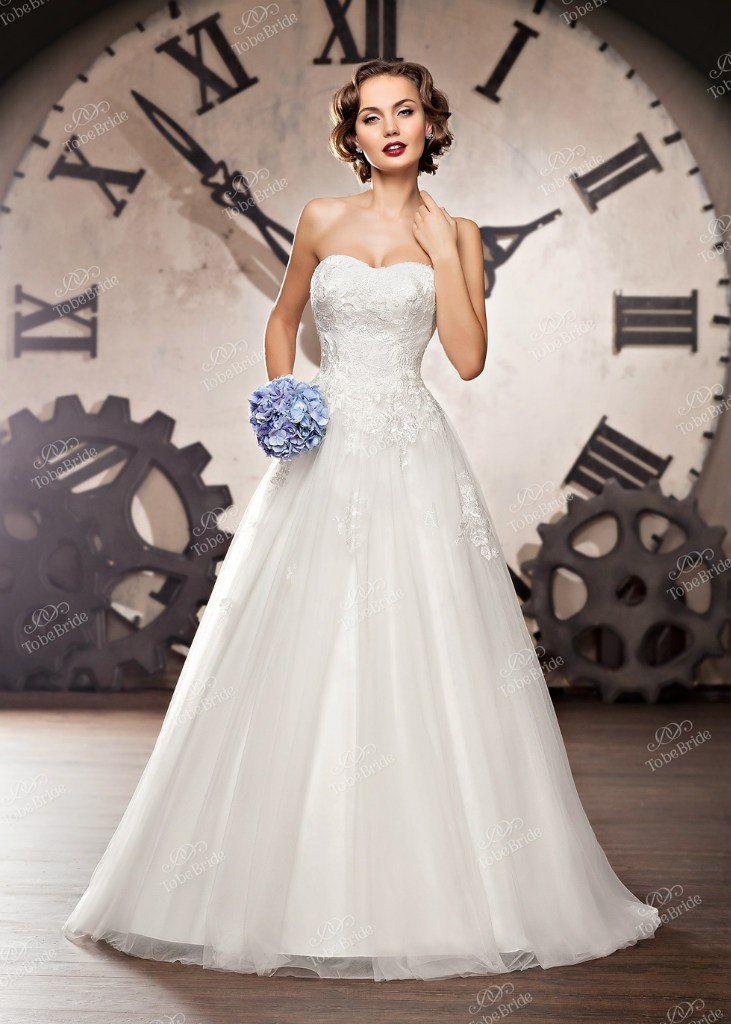 """Фото 2972293 в коллекции Свадебные платья To be Bride 2014 - Салон свадебной и вечерней моды """"Белый Танец"""""""