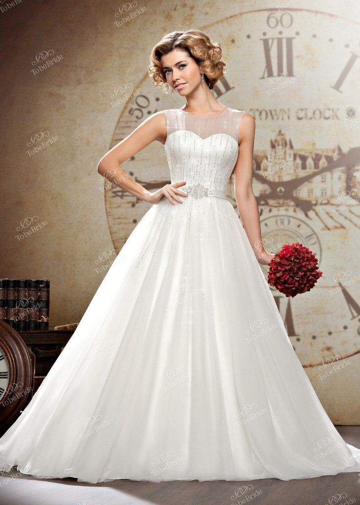 """Фото 2972309 в коллекции Свадебные платья To be Bride 2014 - Салон свадебной и вечерней моды """"Белый Танец"""""""