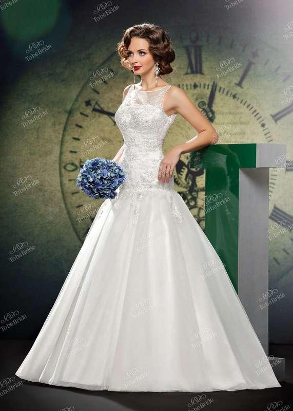 """Фото 2972313 в коллекции Свадебные платья To be Bride 2014 - Салон свадебной и вечерней моды """"Белый Танец"""""""