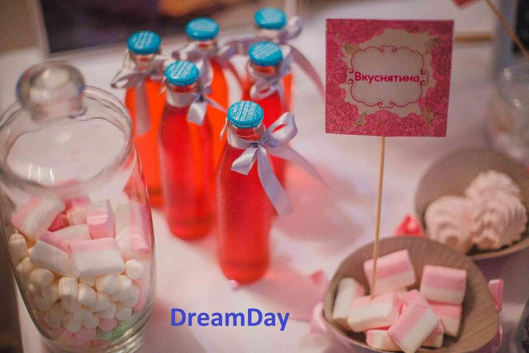 Оформление серебряной свадьбы. Candy bar - фото 3030475 DreamDay - оформление свадьбы