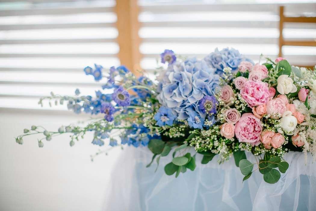 """Фото 17045988 в коллекции Свадьба Никиты и Екатерины 04.08.17 """"Ombre Wedding"""" - Студия декора и флористики Page of love"""
