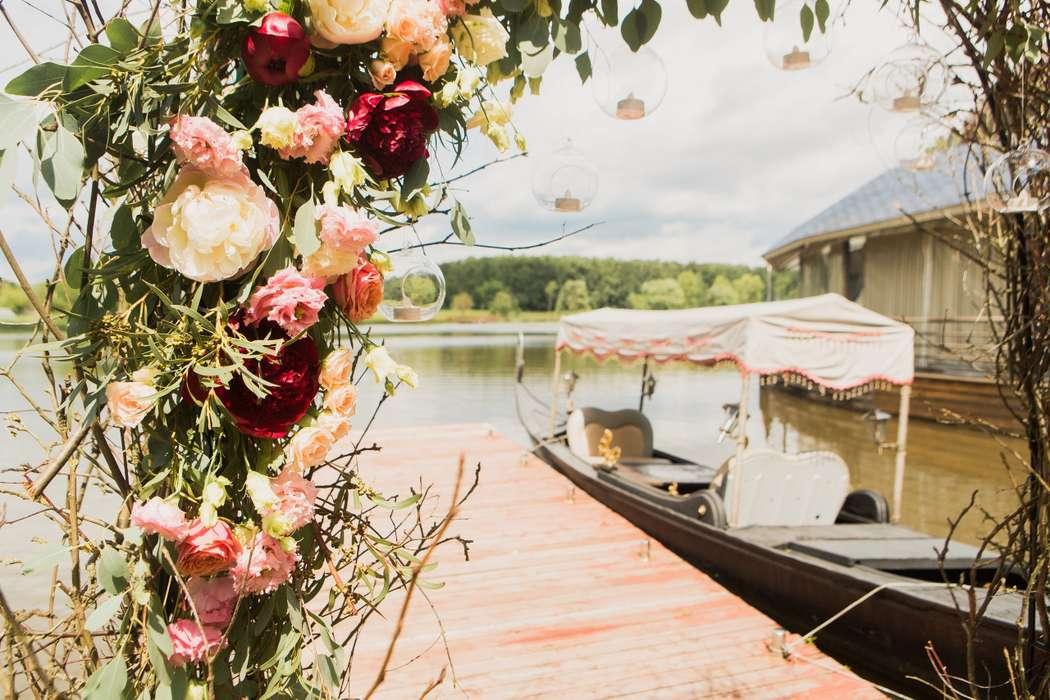 Фото 17046082 в коллекции Свадьба Антона и Екатерины 1.07.17 - Студия декора и флористики Page of love