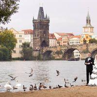 Красавица Прага... Трудно найти более романтичное место для проведения свадьбы!