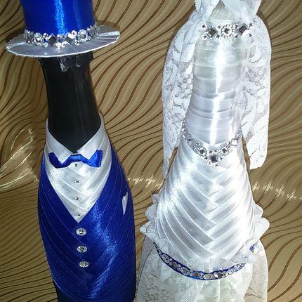 Бутылки для шампанскоого