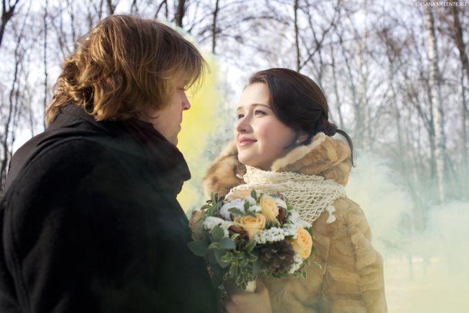 Свадьба Саши и Леши (анонс)
